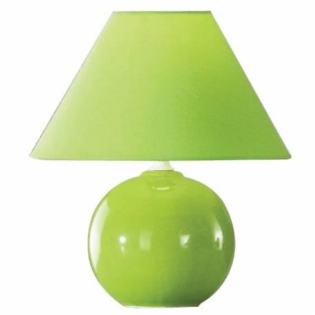 Настолна лампа - зелена -1X40W - tuna
