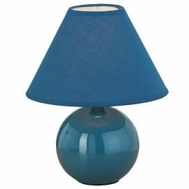 Настолна лампа - синя -1X40W - tuna