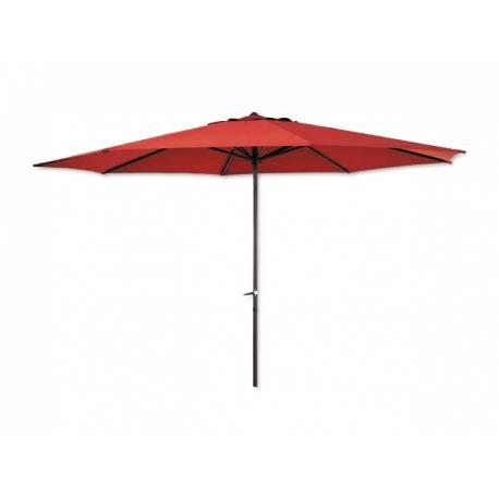 Градински чадър - 4 м, червен
