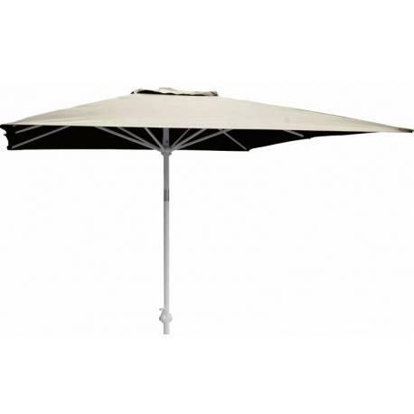 Градински чадър - 200x250 см, екрю