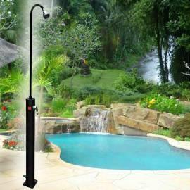 Соларен градински душ  -  10 л, h 210 см