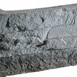 Silver (ъгли) - кашон (ъгли) 1,6 m