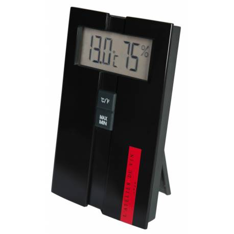 Дигитален термометър и хидрометър