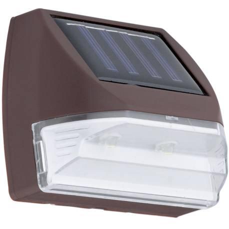 Солaрна лампа, 2x0.06 W с размери 91x44x72 мм