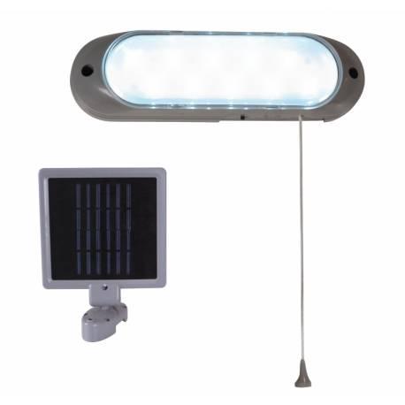 Соларнa лампа за стена 10 LED