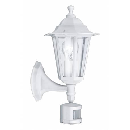 Външна лампа, градински фенер, аплик със сензор