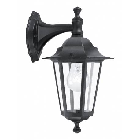 Външна лампа, градински фенер 1хЕ27, аплик за стена