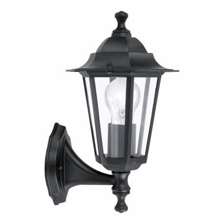 Външна лампа, градински фенер 1хE27, аплик за стена