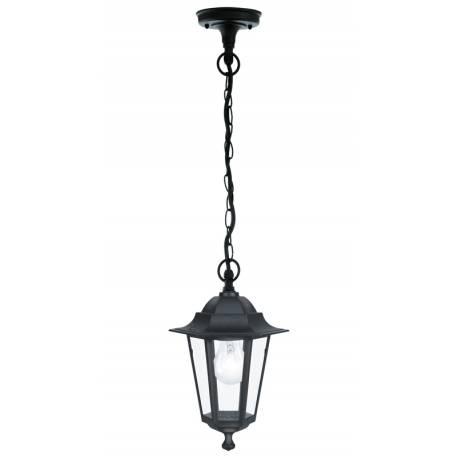 Външна лампа, градински фенер - висящ 1хE27