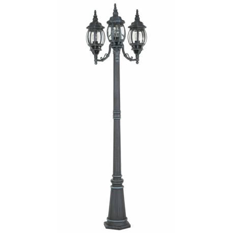 Градински фенер 3X E27 , стоящ
