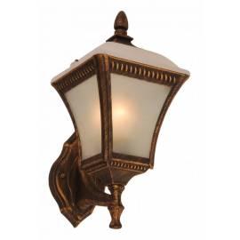Градинска лампа, фенер, с долен носач, 60 W, E27