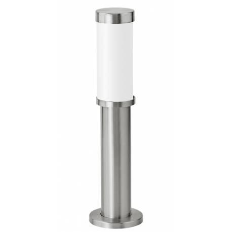 Стояща лампа за градина 1xG9 H-350 никел-мат  KONYA