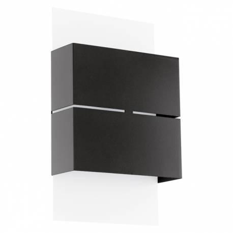 Външен фасаден аплик-LED 2х2,5W 360lm бяло/антрацит KIBEA