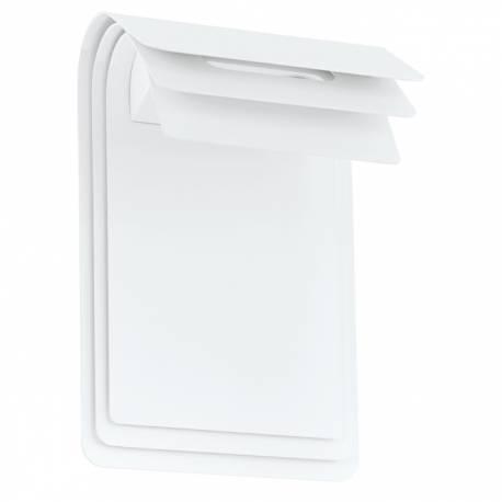 Външен фасаден аплик-LED 2х2,5W 360lm бяло SOJO