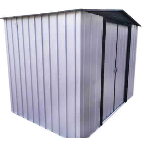 Метална градинска къща - 261x182x210 см