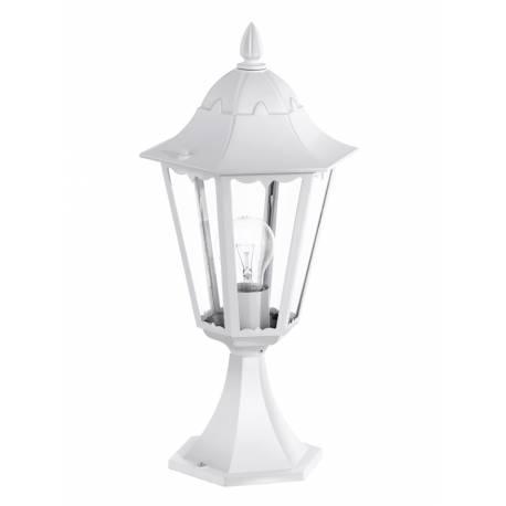 Външна лампа-настолна 1хE27 бяло  NAVEDO