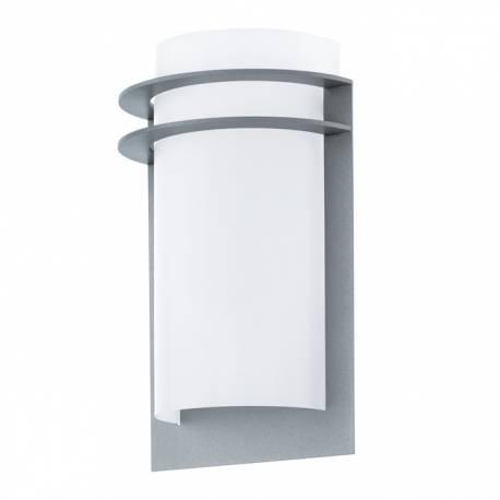 Външен аплик-LED 2x2,5W 360lm сребро/бяло MALGERA