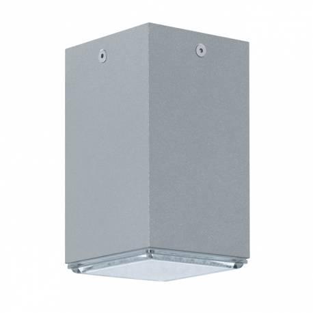 Външна лампа-пендел за таван-LED 1х3,7W 320lm сребро  TABO