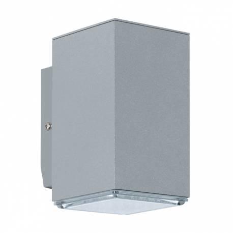 Външен аплик-LED 1х3,7W 320lm сребро TABO