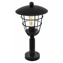 Външна лампа-настолна 1хЕ27 черно PULFERO