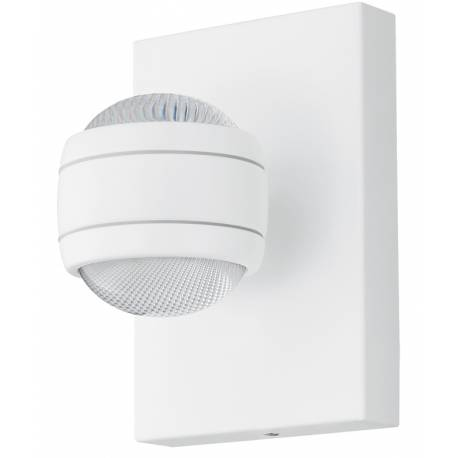 Външен аплик-LED 2X3,7W 2х280lm бяло SESIMBA