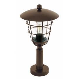 Външна лампа-настолна 1хЕ27 кафяво  PULFERO 1