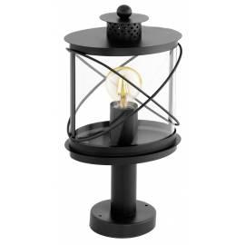 Imagén: Външна лампа-настолна 1хE27 черно  HILBURN