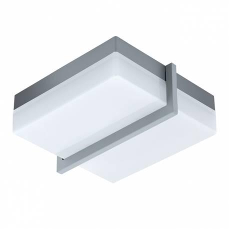Външен аплик/ПЛ-LED 8,2W 820lm антрацит/бяло SONELLA 1