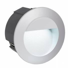 Външна лампа-ВГР.стълби 2,5W 320lm сребро  ZIMBA-LED