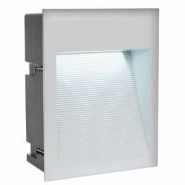 Външна лампа-ВГР.стълби 4,8W 550lm сребро ZIMBA-LED