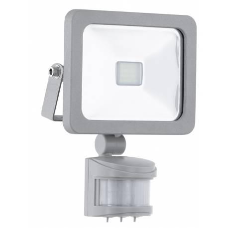 Външна лампа-LED-прожектор 10W 900lm със сензор FAEDO 1