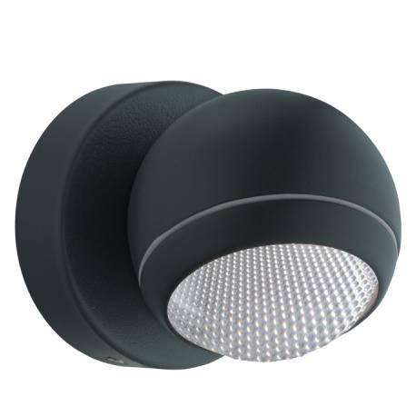 Външна лампа LED аплик 1х3,7W 320lm антрацит  COMIO