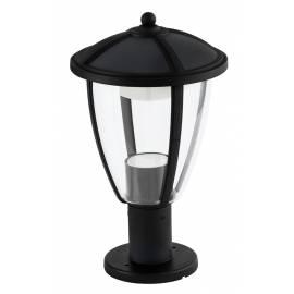 Imagén: Външна лампа-настолна LED 1х6W 500lm черно/прозр. COMUNERO