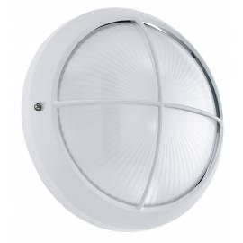 Външен аплик LED 11W 850lm Ø260 бяло/SAT. SIONES 1