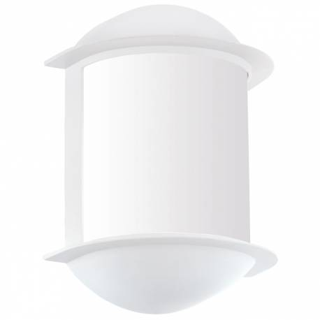 Външен аплик LED 6W 500lm бяло/бяло ISOBA