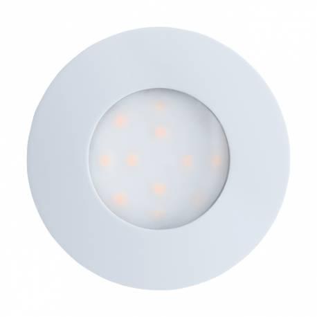 Външна лампа-СПОТ вгр.LED 6W 500lm Ø78 бяло  PINEDA-IP