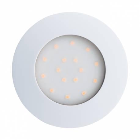 Външна лампа СПОТ вгр.LED 12W 1000lm Ø102 бяло PINEDA-IP