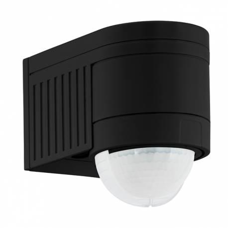 Външна лампа-СЕНЗОР PIR 360°D&N черно DETECT ME4
