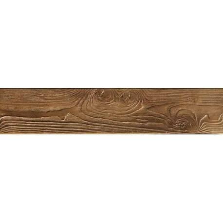 Декоративна дъска - 260 x 22,5 x 3,3 см, светъл орех