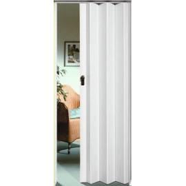 Врата - сгъваема 100 x 200 см -бяла