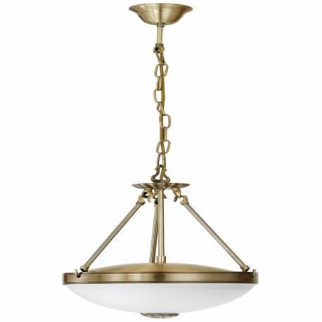 Пендел-висяща лампа 2хЕ27 опушено/мат ст. SAVOY