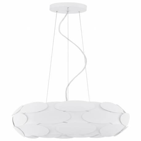 Пендел-висяща лампа 3хE27 бяло Ø460 MONTORIO