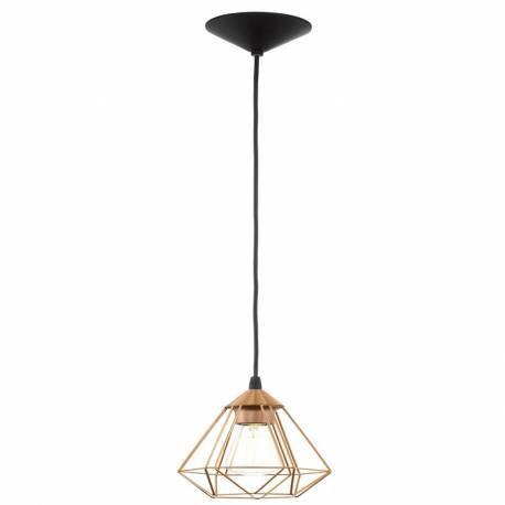 Пендел-висяща лампа 1хE27 Ø175 мед. цвят TARBES