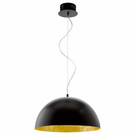 Пендел-висяща лампа LED 24W 2210lm черно/златно GAETANO
