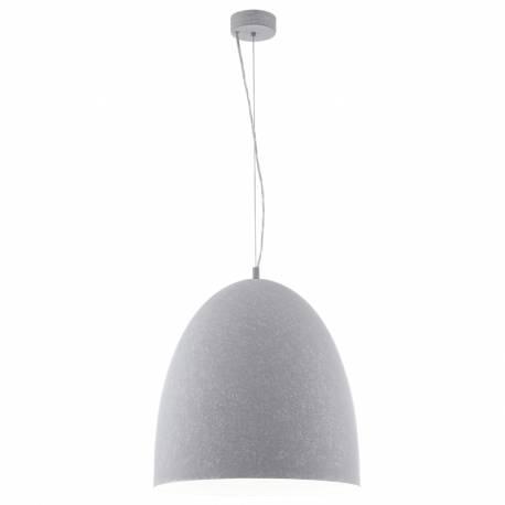 Пендел-висяща лампа 1хE27 Ø485 сива SARABIA