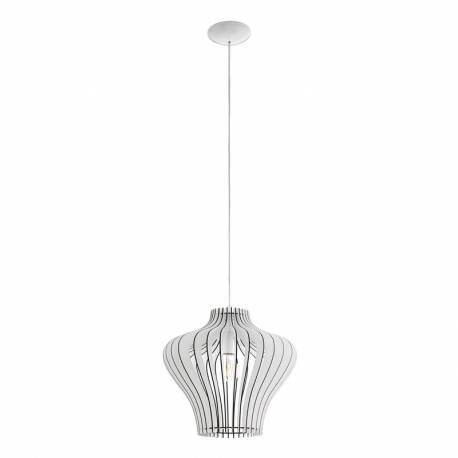 Пендел-висяща лампа 1хЕ27 Ø380 бяло COSSANO 2