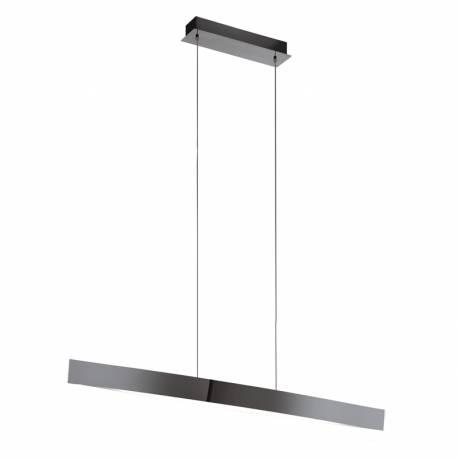 Пендел-висяща лампа LED 24W 2450lm черен никел FORNES-S