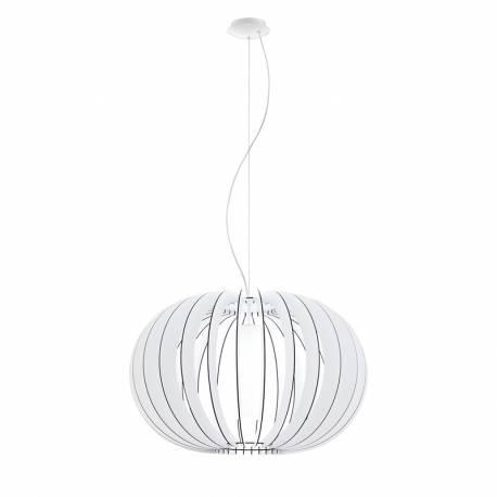 Пендел-висяща лампа 1хE27 Ø700 бяло цил.ст STELLATO 2