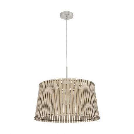 Пендел-висяща лампа 1хE27 Ø450 явор SENDERO