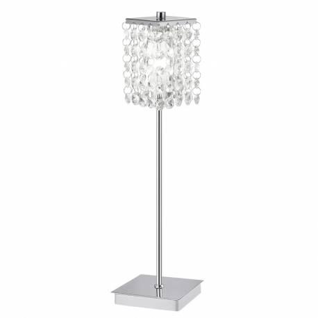 Настолна лампа 1хG9 хром/кристал PYTON